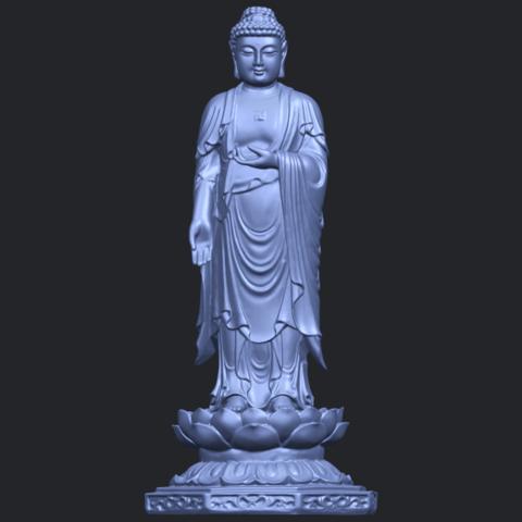 10_TDA0176_Gautama_Buddha_Standing_iiiB04.png Download free STL file Gautama Buddha Standing 03 • 3D printing design, GeorgesNikkei