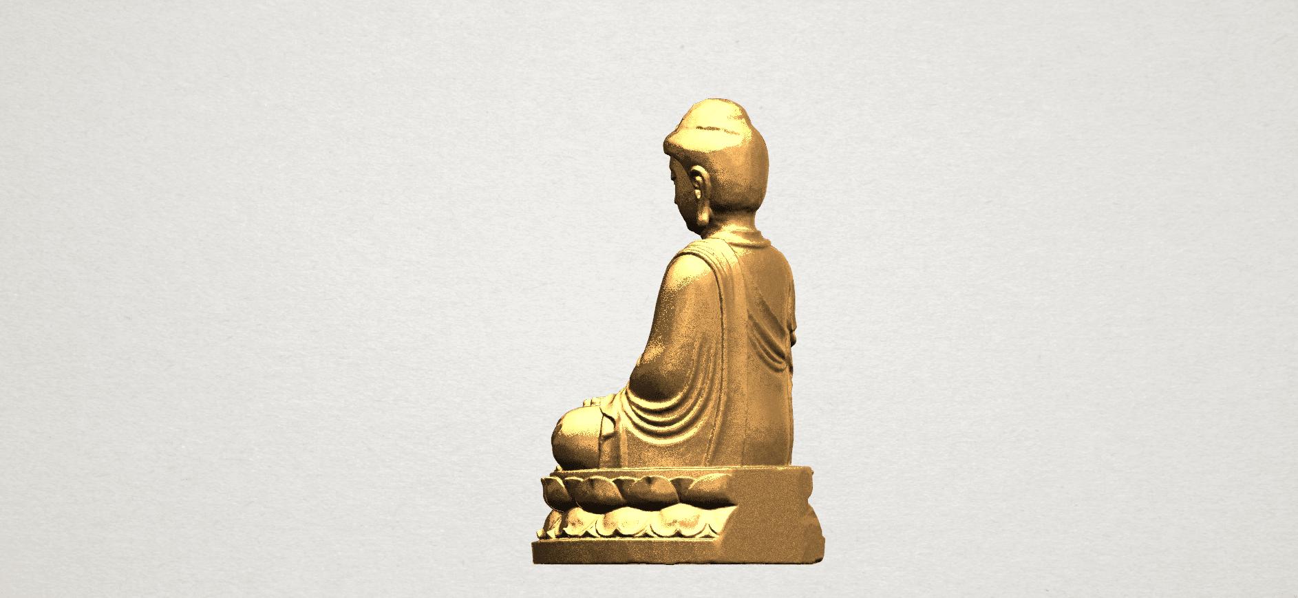 Gautama Buddha young - C03.png Télécharger fichier STL gratuit Gautama Bouddha Bouddha • Objet imprimable en 3D, GeorgesNikkei