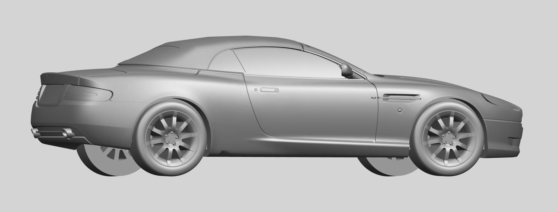 50_TDB007_1-50_ALLA06.png Download free STL file Aston Martin DB9 Cabriolet • 3D print model, GeorgesNikkei