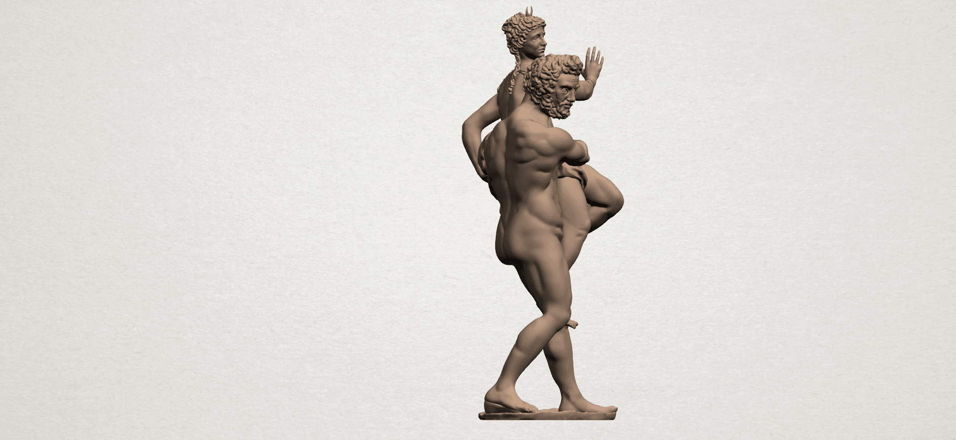 Naked Couple (iv) A06.png Download free STL file Naked Couple 04 • 3D printable model, GeorgesNikkei