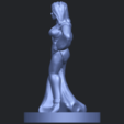 12_TDA0160_Beautiful_Anime_Girls_05_-_88mmB04.png Download free STL file Beautiful Anime Girl 05 • Template to 3D print, GeorgesNikkei