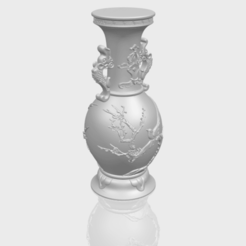 Download free 3D printing files Vase 03, GeorgesNikkei