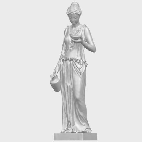 11_TDA0251_Beautiful_Girl_03_STLA02.png Download free STL file Beautiful Girl 03 • 3D print template, GeorgesNikkei