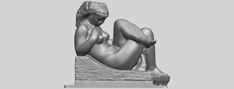 20_TDA0170_Naked_Girl_(xiii)_88mmA01.png Download free STL file Naked Girl 13 • 3D print design, GeorgesNikkei