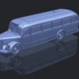 Download free 3D printer designs Mercedes Benz O6600 Bus 1950, GeorgesNikkei