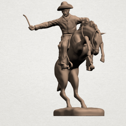 Rider A03.png Download free STL file Rider 01 • 3D printer template, GeorgesNikkei