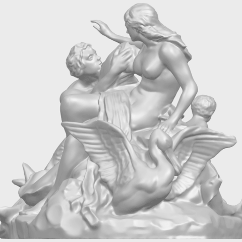 28_TDA0166_Naked_Couple_viA01.png Download free STL file  Naked Couple 06 • 3D printing object, GeorgesNikkei