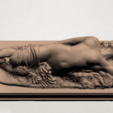 Download free 3D print files Naked Girl Drunken, GeorgesNikkei