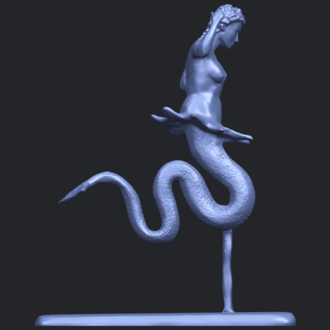 03_TDA0224_Ophidian_-88mmB01.png Download free STL file Ophidian • 3D printing template, GeorgesNikkei