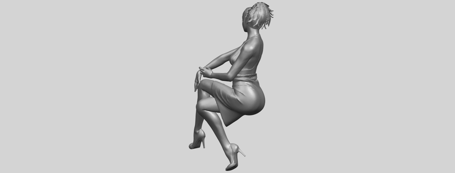 16_TDA0666_Naked_Girl_H04A08.png Download free STL file Naked Girl H04 • 3D printing object, GeorgesNikkei
