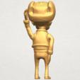 Télécharger fichier imprimante 3D gratuit Chauve Guy Qiang Qiang, GeorgesNikkei