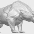 15_TDA0744_Bear_02A07.png Download free STL file  Bear 02 • 3D print model, GeorgesNikkei