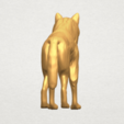 TDA0610 Wolf A04.png Download free STL file Wolf • 3D printable design, GeorgesNikkei