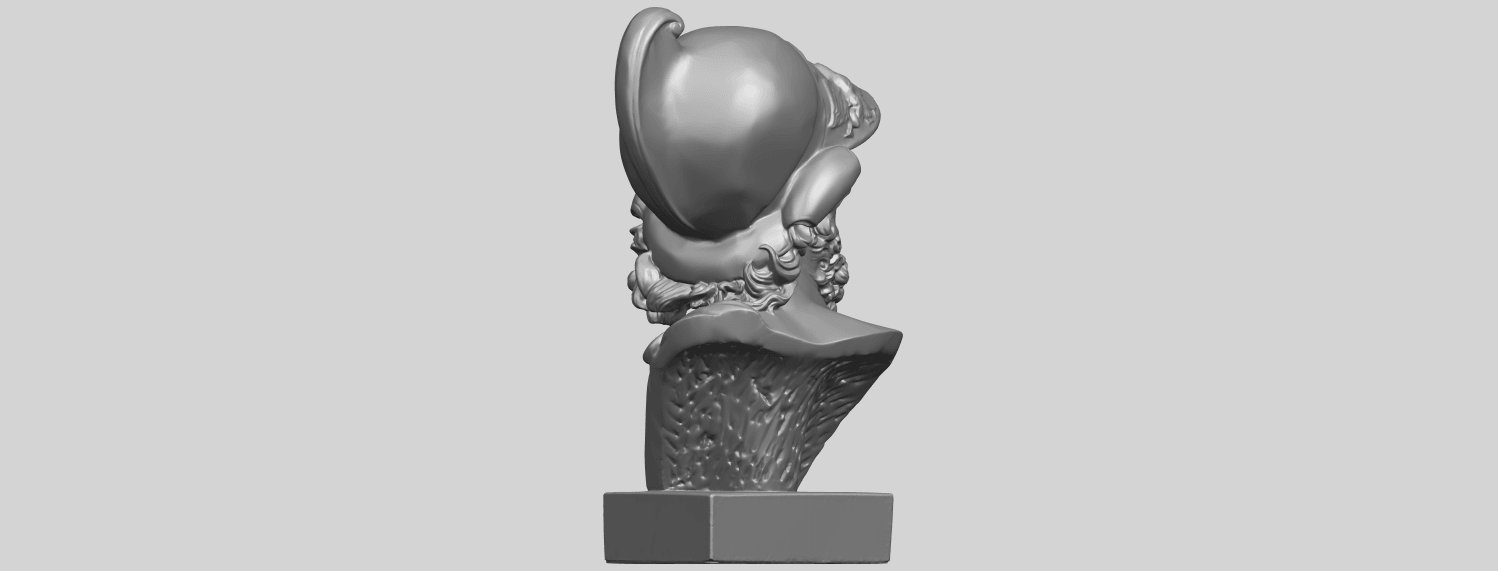 14_TDA0244_Sculpture_of_a_head_of_manA07.png Download free STL file Sculpture of a head of man • 3D printable design, GeorgesNikkei
