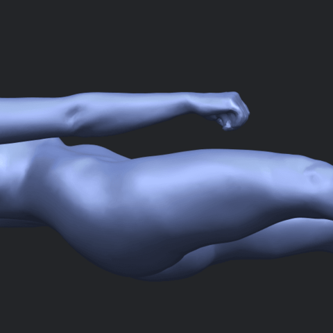 02_TDA0281_Naked_Girl_A08B09.png Download free STL file Naked Girl A08 • Template to 3D print, GeorgesNikkei