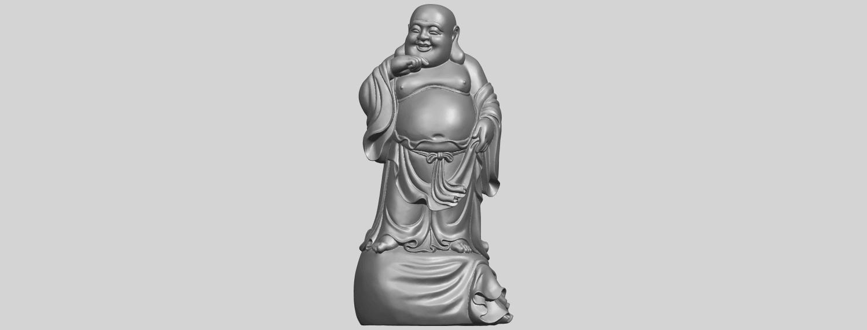 23_TDA0234_Metteyya_Buddha_08A01.png Download free STL file Metteyya Buddha 08 • 3D printing model, GeorgesNikkei