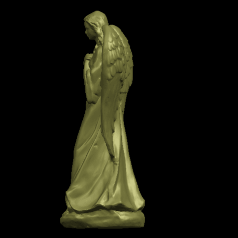 03.png Download free STL file Angel 01 • 3D printer object, GeorgesNikkei