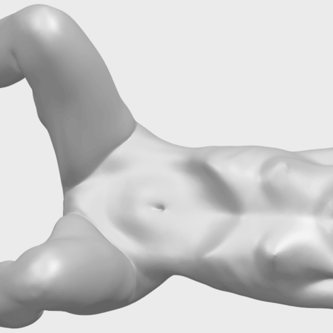 18_TDA0280_Naked_Girl_A07A04.png Download free STL file Naked Girl A07 • 3D printable template, GeorgesNikkei