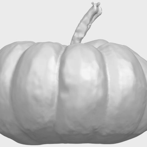 17_TDA0614_Pumpkin_02A02.png Download free STL file Pumpkin 02 • 3D print template, GeorgesNikkei
