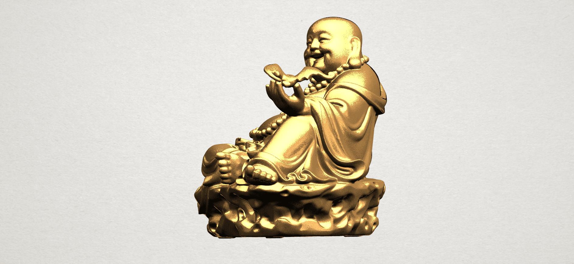 Metteyya Buddha 06 - A02.png Download free STL file Metteyya Buddha 06 • 3D print model, GeorgesNikkei