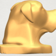 TDA0535 Dog Head A09.png Download free STL file Dog Head • Model to 3D print, GeorgesNikkei