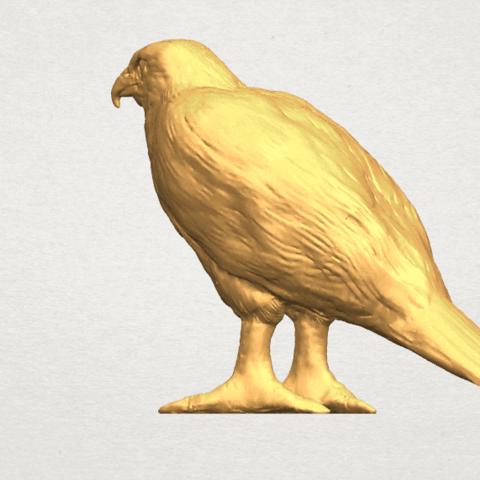 TDA0599 Eagle 02 A02.png Download free STL file Eagle 02 • 3D printable design, GeorgesNikkei