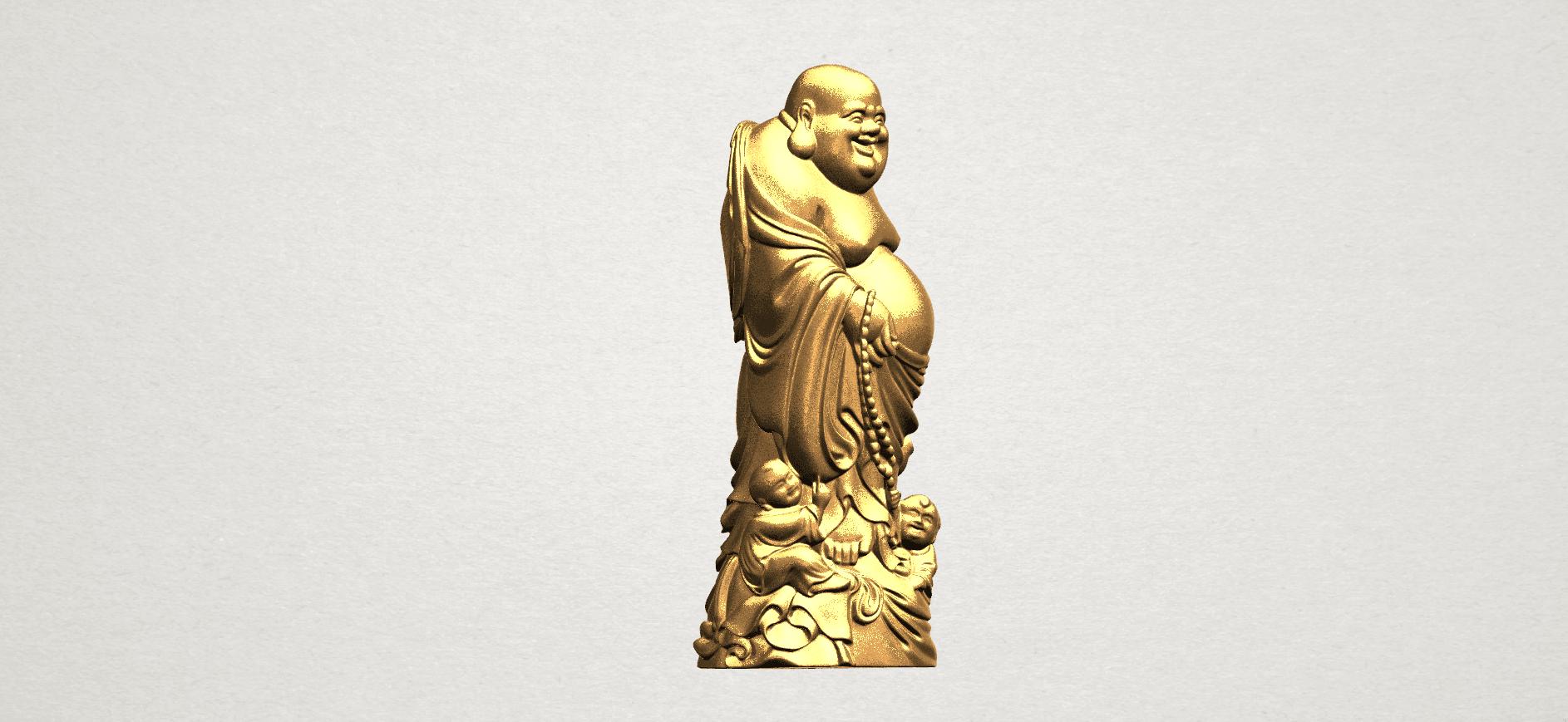 TDA0070 Metteyya Buddha 03 - 88mm - A08.png Download free STL file Metteyya Buddha 03 • 3D printing object, GeorgesNikkei