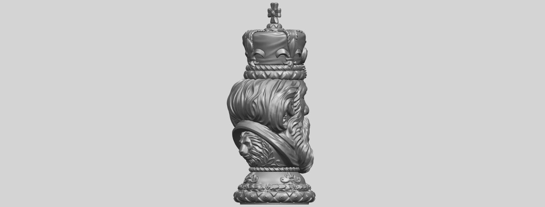 06_TDA0254_Chess-The_KingA08.png Télécharger fichier STL gratuit Chess-Le roi des échecs • Objet pour impression 3D, GeorgesNikkei