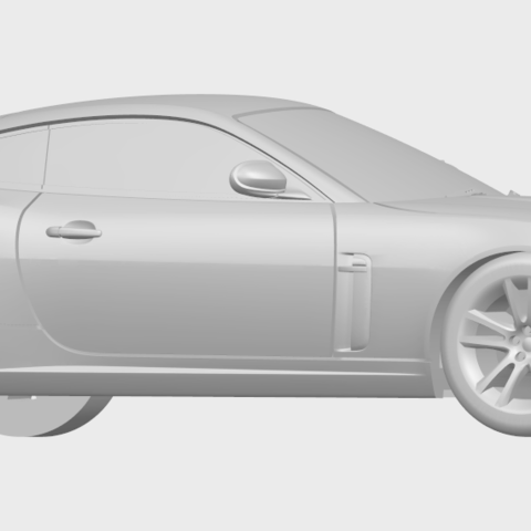 58_TDB003_1-50_ALLA07.png Download free STL file Jaguar X150 Coupe Cabriolet 2005 • 3D printing template, GeorgesNikkei