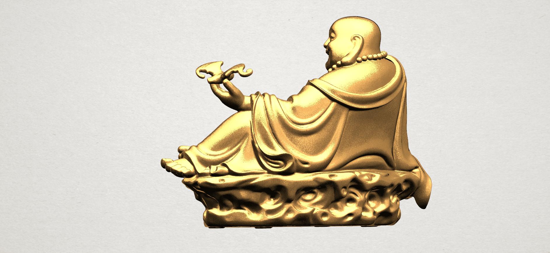 Metteyya Buddha 06 - A03.png Download free STL file Metteyya Buddha 06 • 3D print model, GeorgesNikkei