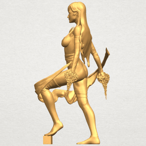 TDA0476 Beautiful Girl 10 A03.png Download free STL file Beautiful Girl 10 • 3D printable design, GeorgesNikkei
