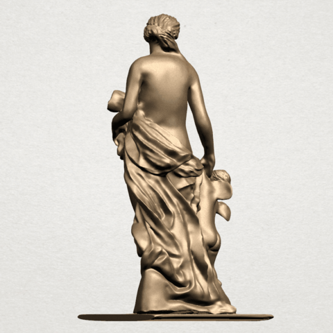 Mother and Child (v) A04.png Download free STL file Mother and Child  05 • 3D printable model, GeorgesNikkei