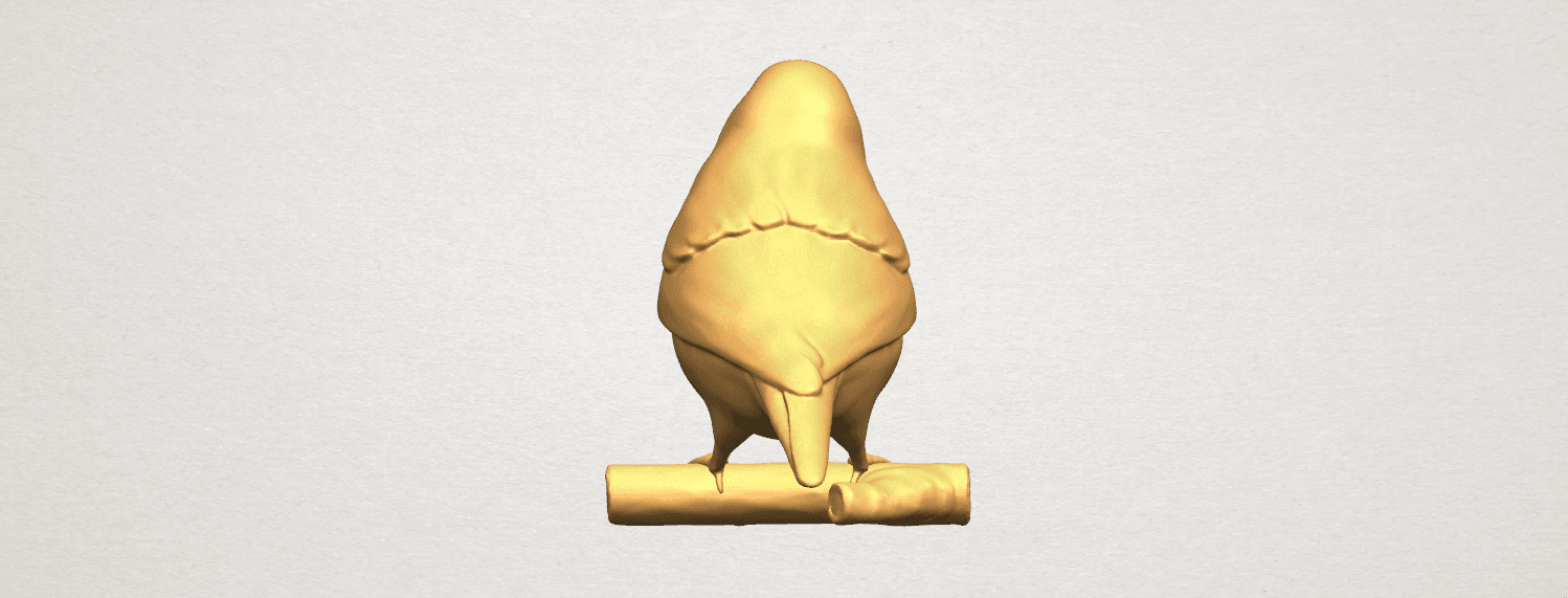 TDA0604 Sparrow A03.png Download free STL file Sparrow • 3D print template, GeorgesNikkei