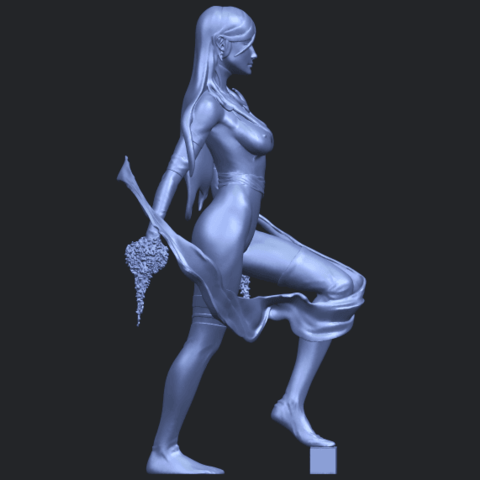 07_TDA0476_Beautiful_Girl_10B09.png Download free STL file Beautiful Girl 10 • 3D printable design, GeorgesNikkei
