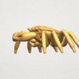 TDA0612 Crab A06.png Télécharger fichier STL gratuit Crabe • Objet pour imprimante 3D, GeorgesNikkei