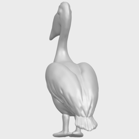 02_TDA0596_PelicanA03.png Download free STL file Pelican • 3D print model, GeorgesNikkei