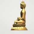 Thai Buddha (iii) A03.png Download free STL file Thai Buddha 03 • 3D printing object, GeorgesNikkei