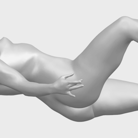 01_TDA0278_Naked_Girl_A05A09.png Download free STL file Naked Girl A05 • 3D printer template, GeorgesNikkei