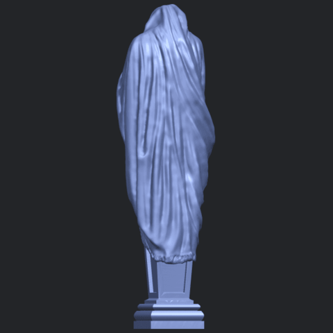 11_TDA0259_Sculpture_WinterB06.png Download free STL file Sculpture - Winter 01 • 3D printable object, GeorgesNikkei