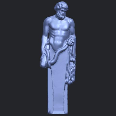 24_TDA0466_Sculpture_of_a_man_02_ex500B01.png Download free STL file Sculpture of a man 03 • 3D print model, GeorgesNikkei