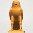 A09.png Télécharger fichier STL gratuit Aigle 04 • Design imprimable en 3D, GeorgesNikkei