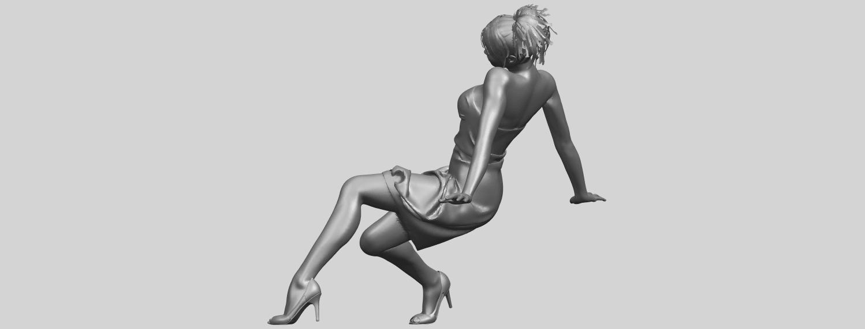 19_TDA0661_Naked_Girl_G09A04.png Télécharger fichier STL gratuit Fille nue G09 • Design pour impression 3D, GeorgesNikkei