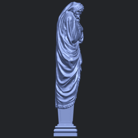 11_TDA0259_Sculpture_WinterB09.png Download free STL file Sculpture - Winter 01 • 3D printable object, GeorgesNikkei