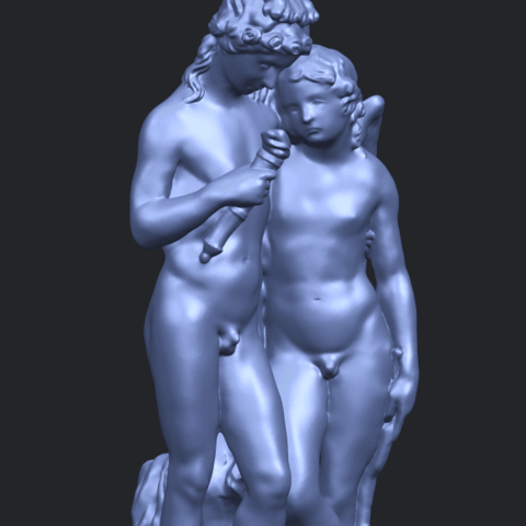 13_Angel_iv_80mmA10.png Download free STL file Angel 04 • Object to 3D print, GeorgesNikkei