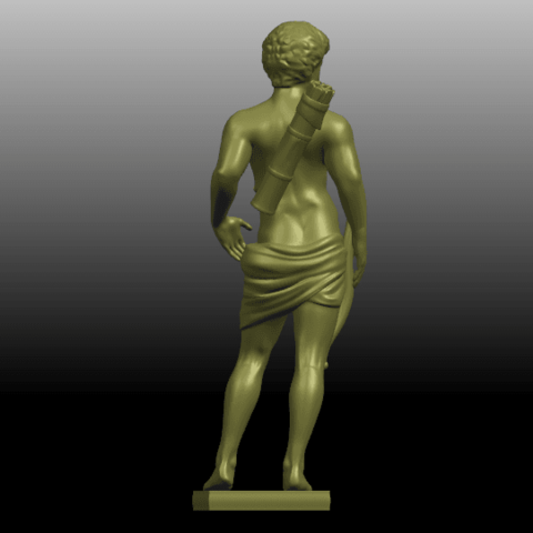 07.png Download free STL file Michelangelo 02 • Template to 3D print, GeorgesNikkei