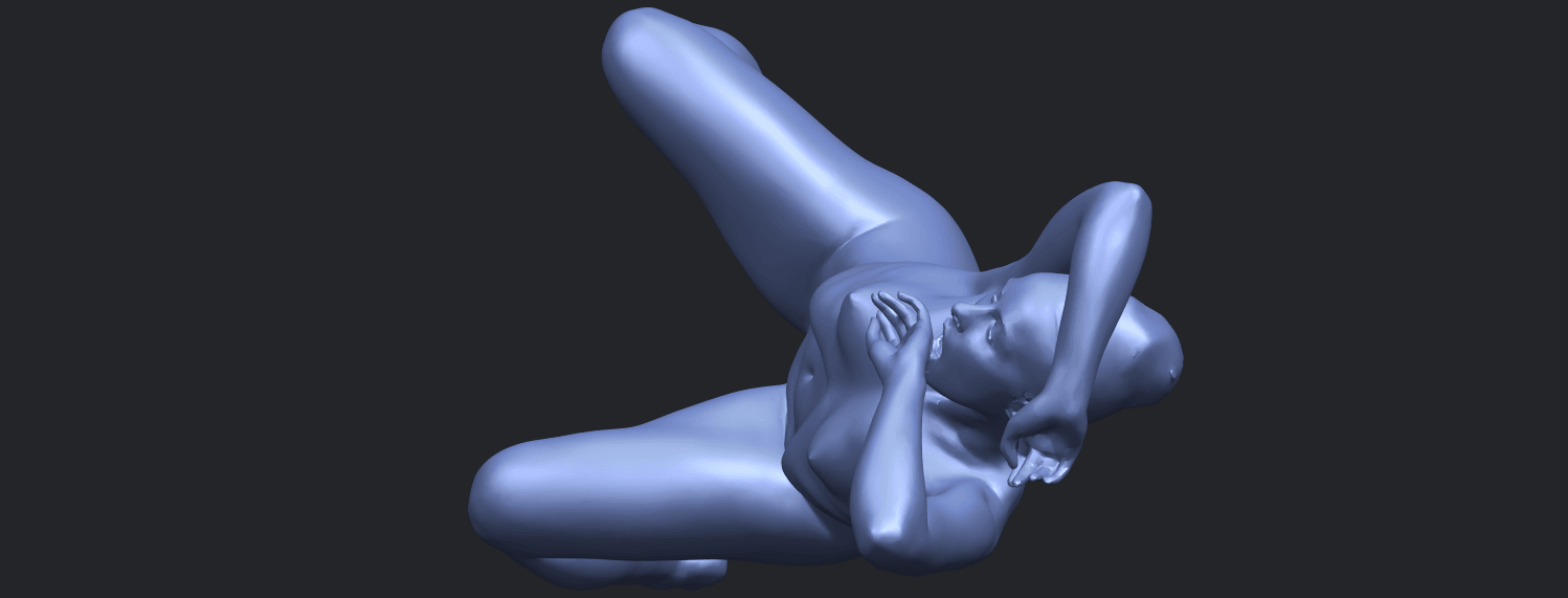 18_TDA0280_Naked_Girl_A07B06.png Download free STL file Naked Girl A07 • 3D printable template, GeorgesNikkei