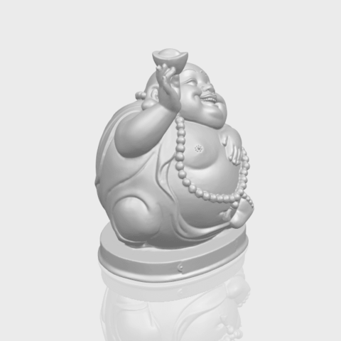 18_Metteyya_Buddha_07_-_88mmA00-1.png Download free 3DS file Metteyya Buddha 07 • 3D printer model, GeorgesNikkei