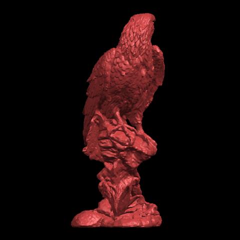 11.png Download free STL file Eagle 01 • 3D printing design, GeorgesNikkei