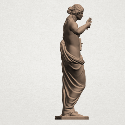 Naked Girl (xi) A06.png Download free STL file Naked Girl 11 • 3D printable model, GeorgesNikkei