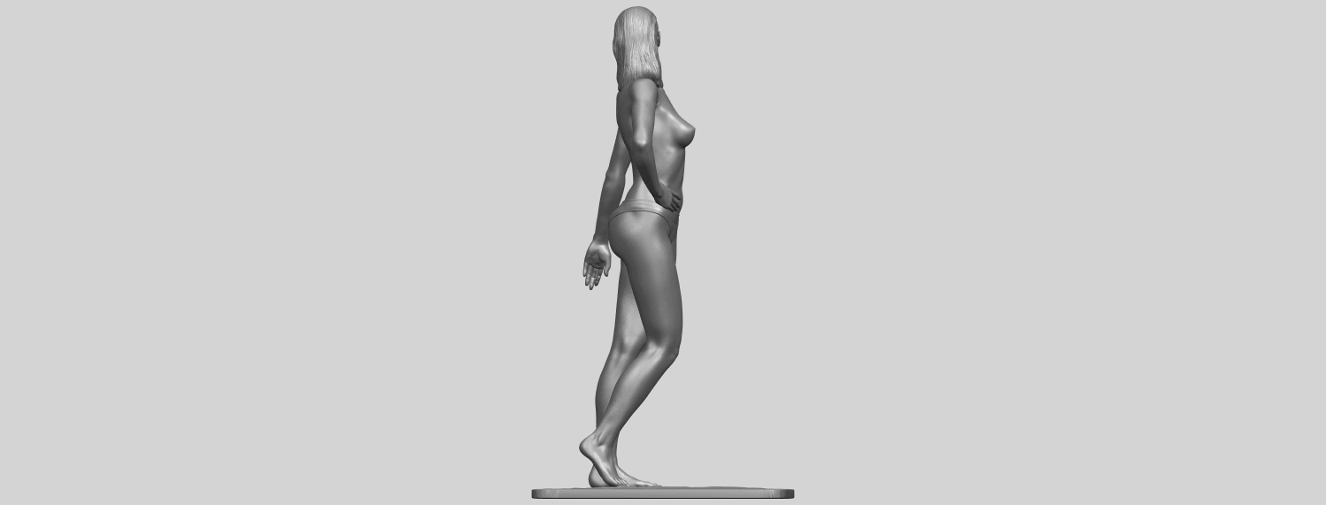 11_TDA0465_Naked_Girl_19_ex800A09.png Download free STL file Naked Girl 19 • 3D printer template, GeorgesNikkei